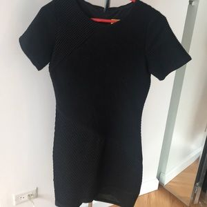 dee elle Black Dress